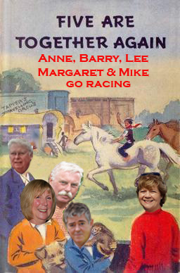 The Famous Five Go Racing